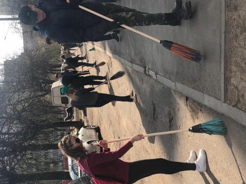 ЖЭУ-1 - Восточная, 66 - студенты