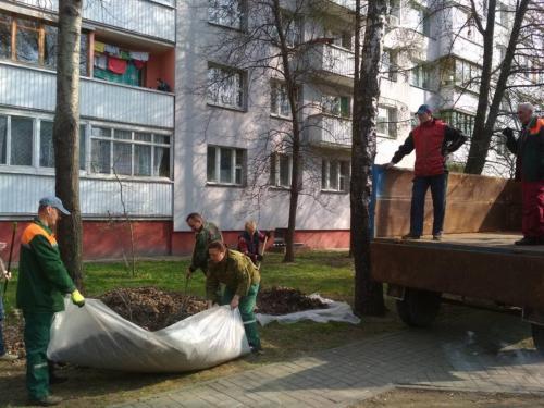ЖЭУ-3 - Кольцова, 18, 20